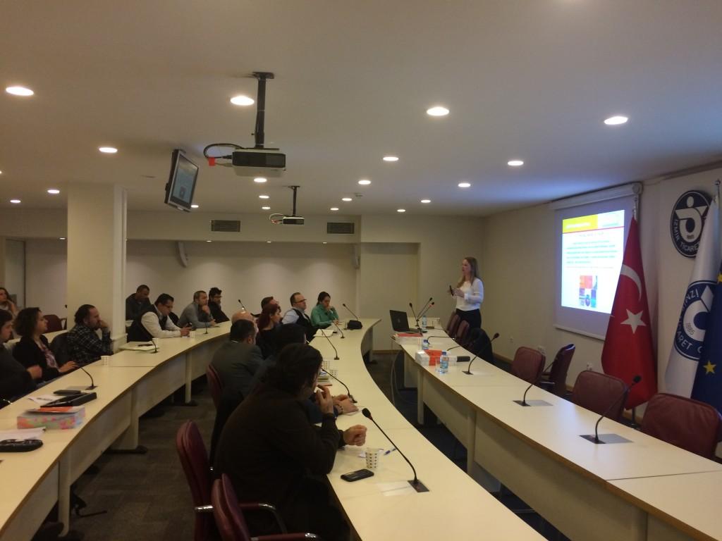 İzmir Ticaret Odası 10.12.2015